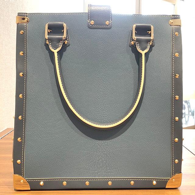 西条のお客様からヴィトンのスハリラインのバッグ【アンプレヴィジーブル】を買取_02