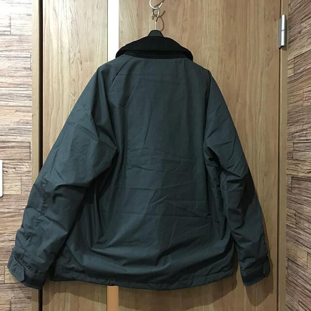 茨木のお客様からNANGA x UNBY(ナンガ x アンバイ)のダウンジャケット【PULLOVER DOWN】を買取_02
