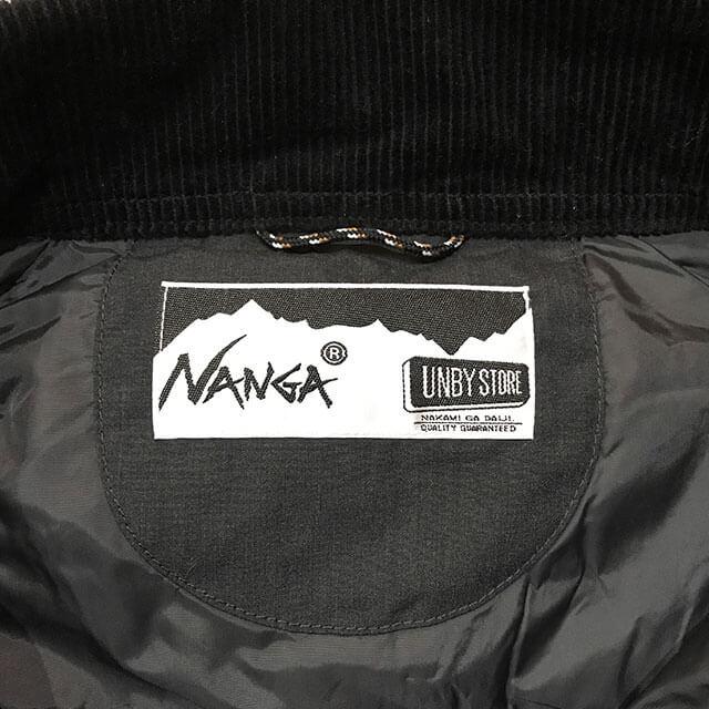 茨木のお客様からNANGA x UNBY(ナンガ x アンバイ)のダウンジャケット【PULLOVER DOWN】を買取_03