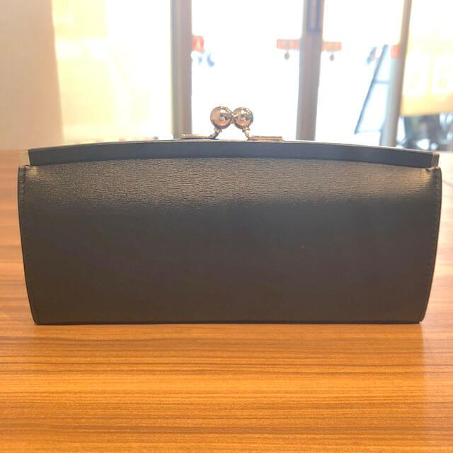平野のお客様からポールスミスのがま口長財布を買取_02