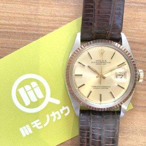 大阪のお客様からロレックスの腕時計【デイトジャスト(Ref.1601)】を買取