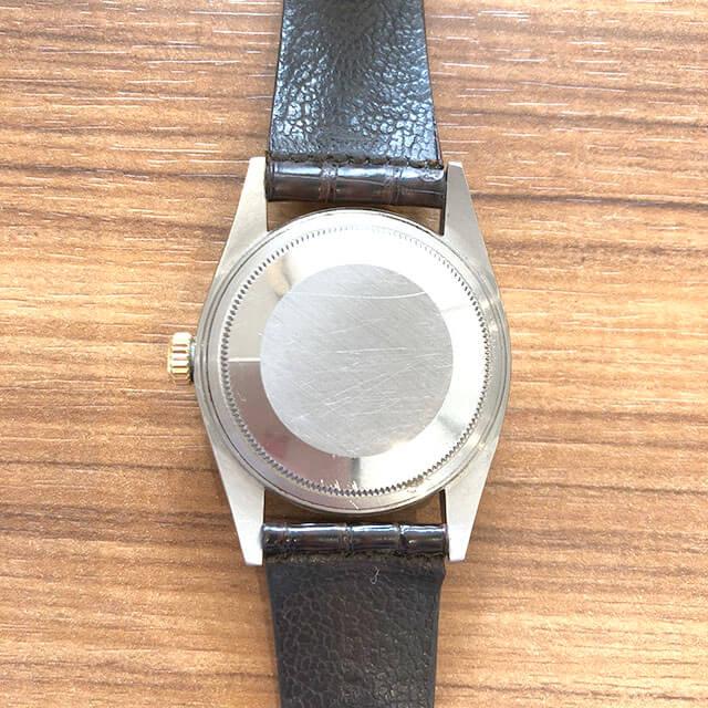 大阪のお客様からロレックスの腕時計【デイトジャスト(Ref.1601)】を買取_03