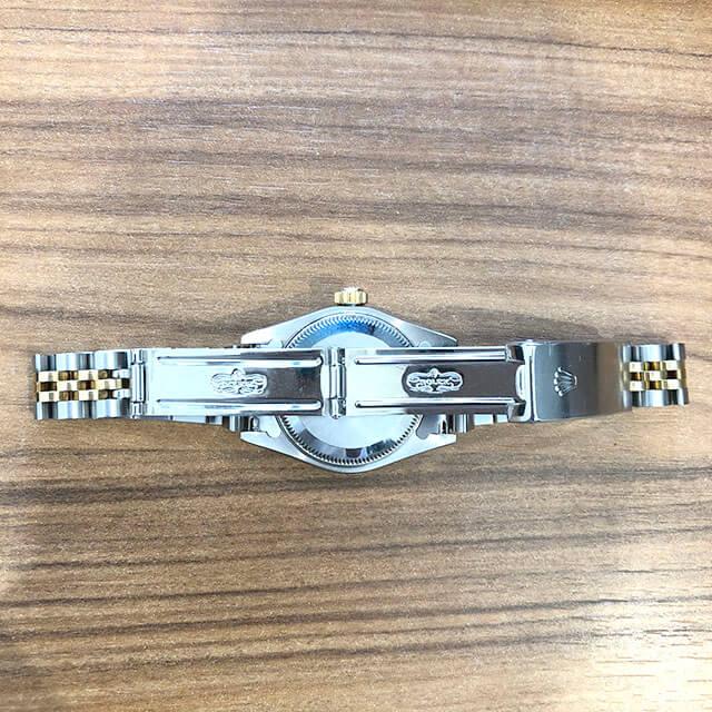 住之江のお客様からロレックスの腕時計【デイトジャスト(Ref.69173G)】を買取_03