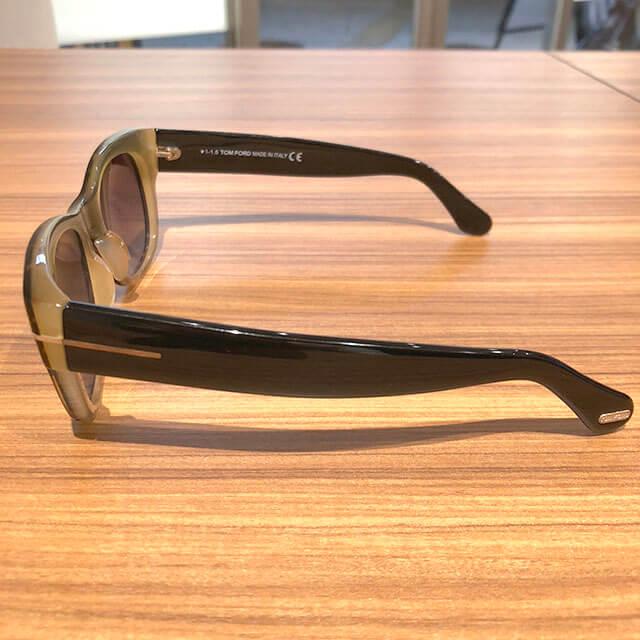 大阪のお客様からトムフォードのサングラス【Cary】を買取_03