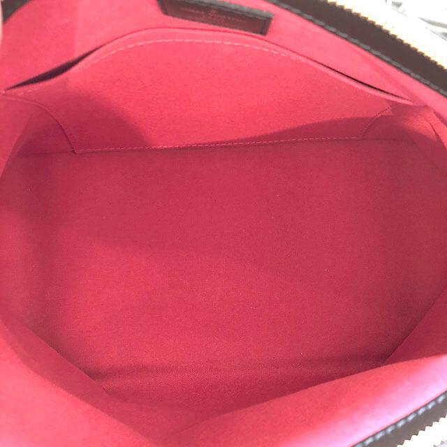 石切のお客様からヴィトンのダミエのバッグ【ヴェローナPM】を買取_04