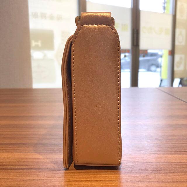 大阪のお客様からシャネルの【チョコバー】のショルダーバッグを買取_03