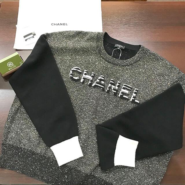 布施のお客様からシャネルの2020年新作の【クルーズライン ニット】を買取_01