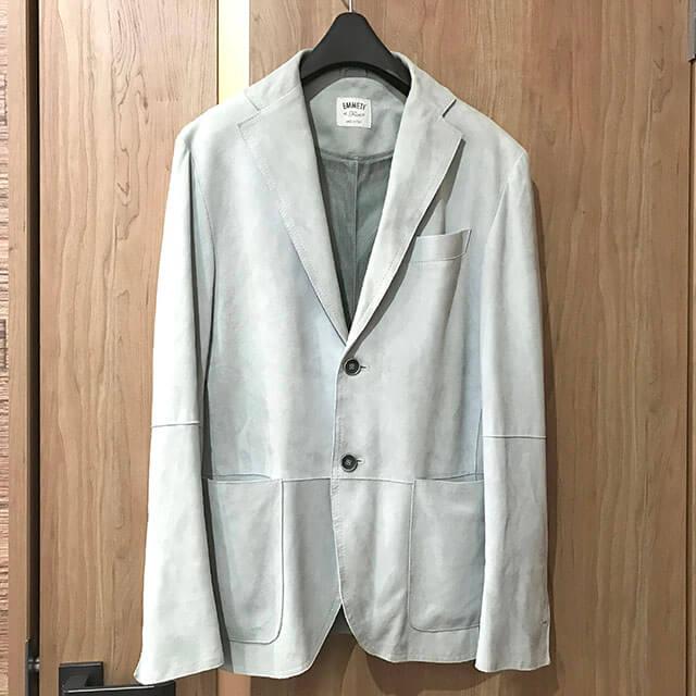 大阪のお客様から【EMMETI(エンメティ)】のジャケットを買取_01