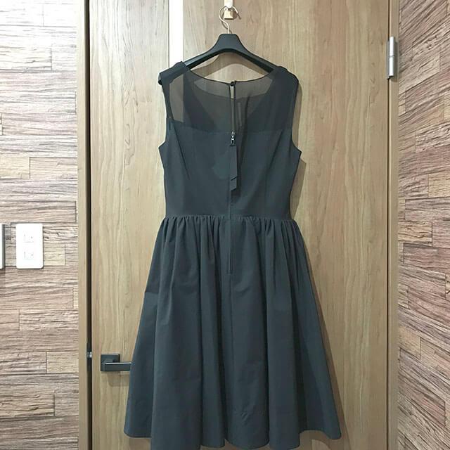 大阪のお客様からフォクシーニューヨークの【エクレール ドレス】を買取_02
