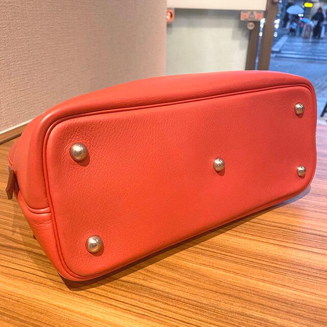 大阪のお客様からエルメスのバッグ【ボリード】を買取_03