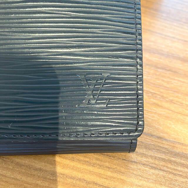 鶴橋のお客様からヴィトンのカードケース【アンヴェロップ・カルト・ドゥ ヴィジット】を買取_04