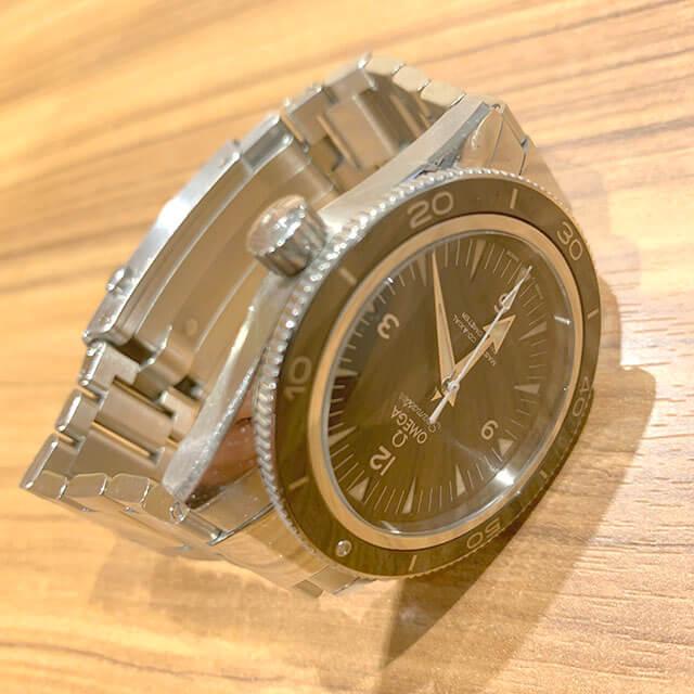 天王寺のお客様からオメガの腕時計【シーマスター】を買取_03