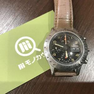 モノカウ枚方営業所にてジンの腕時計【アウトバーン】を買取