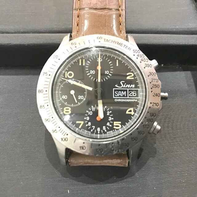モノカウ枚方営業所にてジンの腕時計【アウトバーン】を買取_02