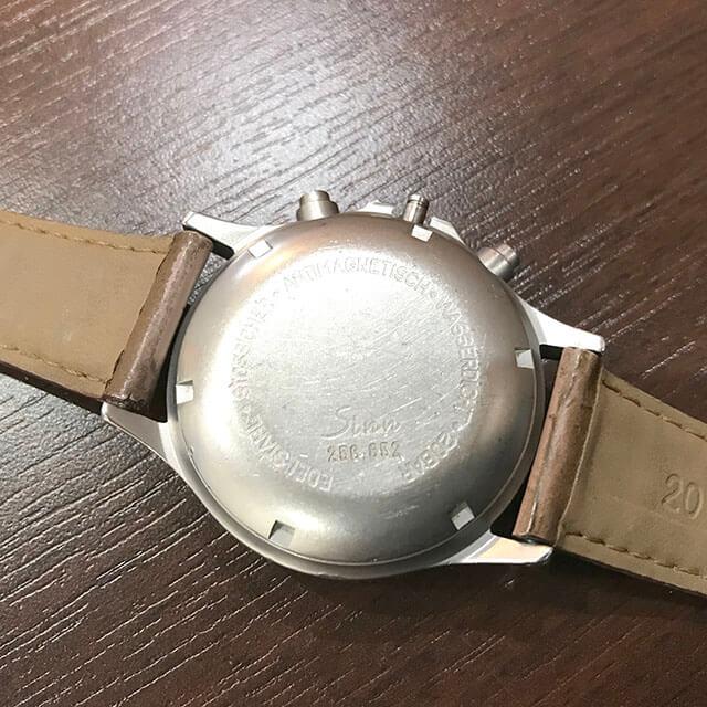 モノカウ枚方営業所にてジンの腕時計【アウトバーン】を買取_03