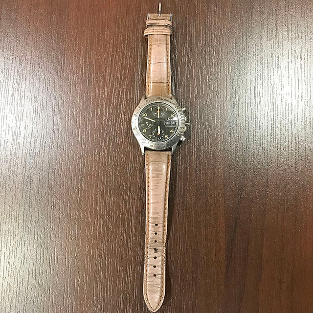 モノカウ枚方営業所にてジンの腕時計【アウトバーン】を買取_04