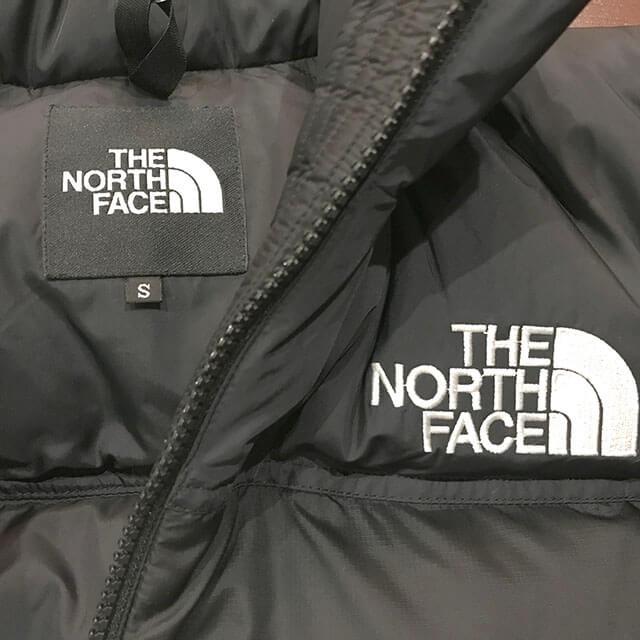 平野のお客様からTHE NORTH FACEの【ヌプシ ジャケット】を買取_03