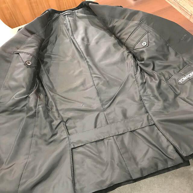 大阪のお客様からトムフォードの【O'Connor(オコナー) スーツ】を買取_04