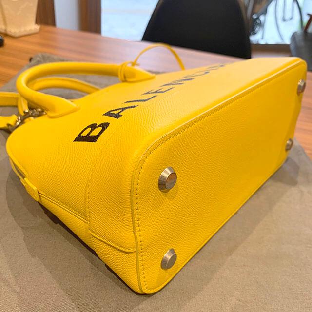 豊中のお客様からバレンシアガのバッグ【ヴィルトップハンドル】を買取_03