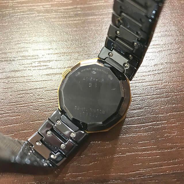 住之江のお客様からコルムの腕時計【アドミラルズカップ】を買取_04