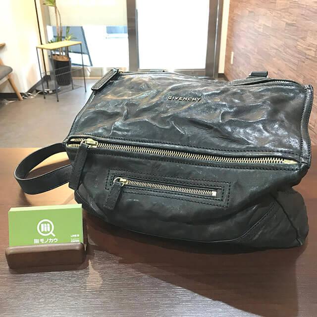 堺筋本町のお客様からジバンシィのバッグ【パンドラ】を買取_01