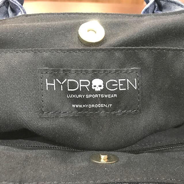 東花園のお客様からハイドロゲンのハンドバッグを買取_04