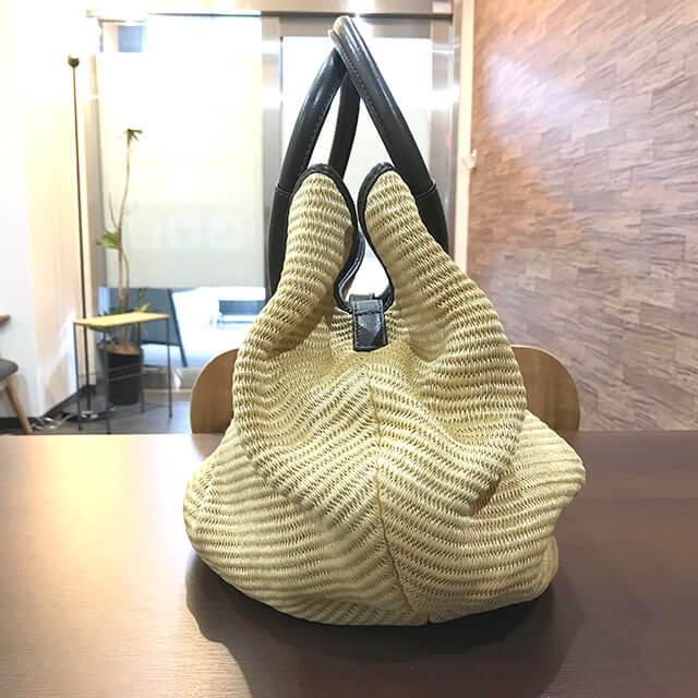 仙台のお客様からジミーチュウのハンドバッグを買取_02