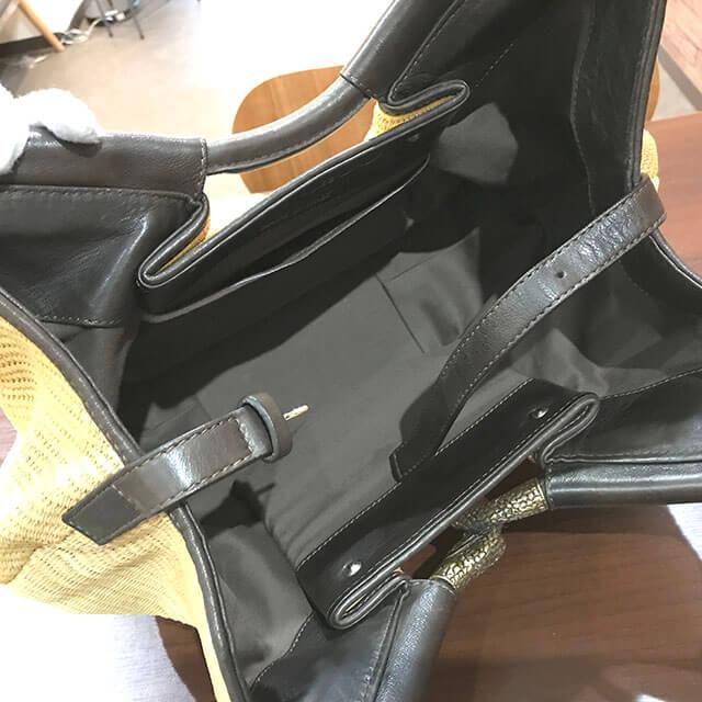 仙台のお客様からジミーチュウのハンドバッグを買取_03