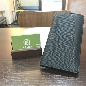 稲沢のお客様からヴィトンの長財布【ポルトフォイユ・ブラザ】を買取