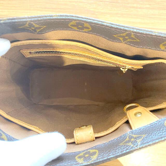 住吉(神戸)のお客様からヴィトンのハンドバッグ【ヴァヴァンPM】を買取_04