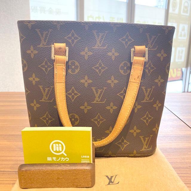 住吉(神戸)のお客様からヴィトンのハンドバッグ【ヴァヴァンPM】を買取_01