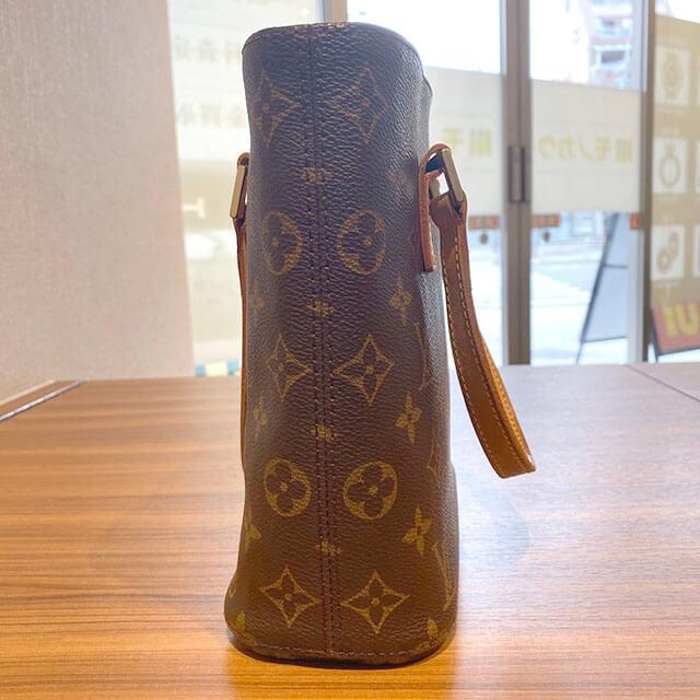 住吉(神戸)のお客様からヴィトンのハンドバッグ【ヴァヴァンPM】を買取_02