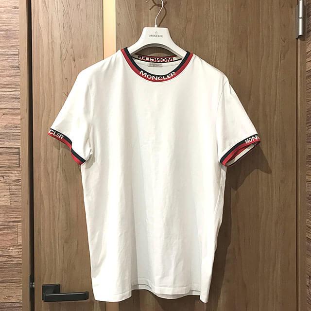 新今宮のお客様からモンクレールの【マグリア Tシャツ】を買取_01