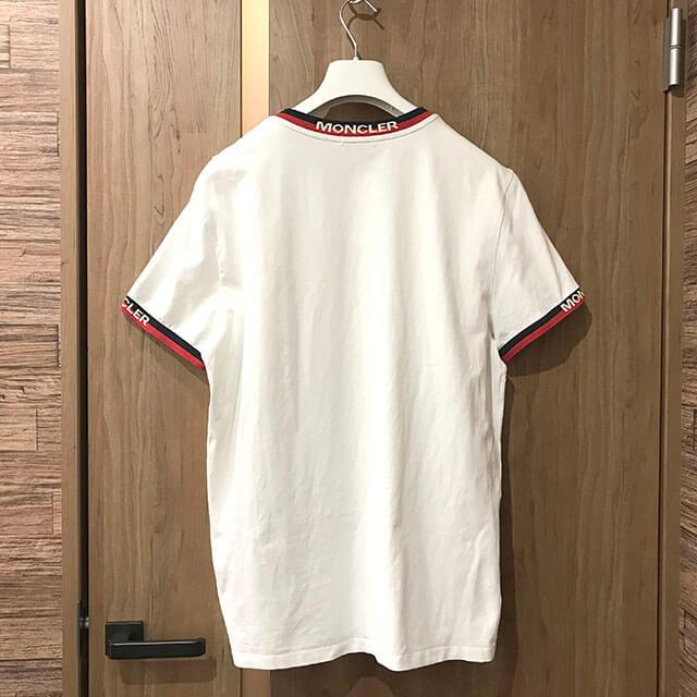 新今宮のお客様からモンクレールの【マグリア Tシャツ】を買取_02