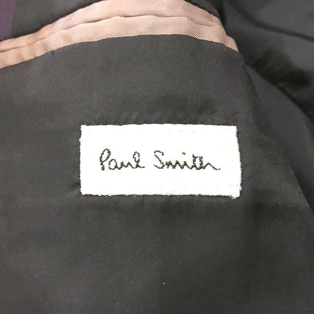 郡山のお客様からポールスミスの【バイカラー ジャケット】を買取_03