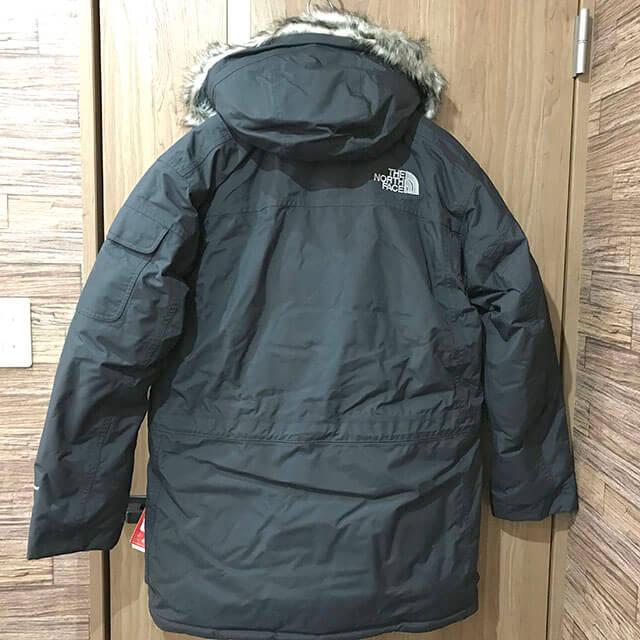 泉南のお客様からノースフェイスのダウンジャケットを買取_02