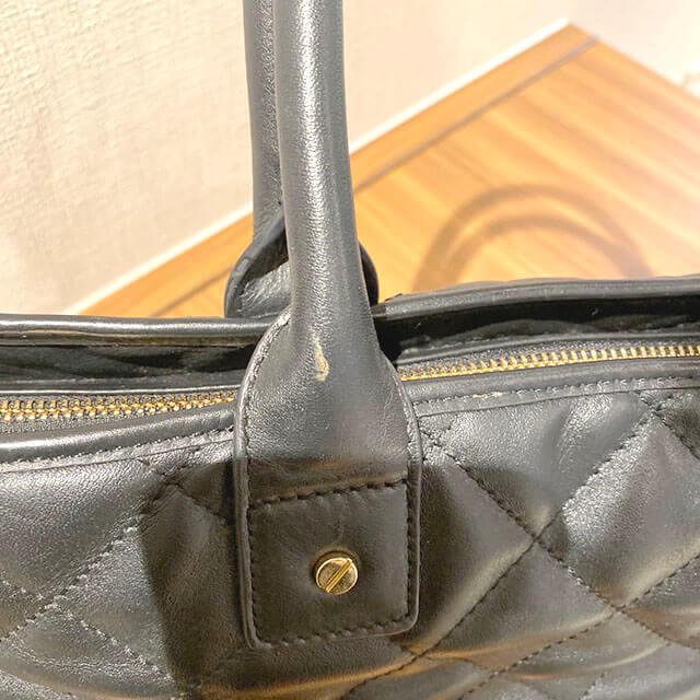 田園調布のお客様からトリーバーチのレザーハンドバッグを買取_02