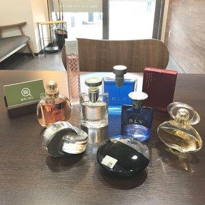 モノカウ緑橋店にて大阪のお客様からグッチ・ブルガリ・フェラガモ・ディオール等の香水を買取
