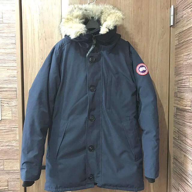 八尾のお客様からカナダグースのダウンジャケット【JASPER(ジャスパー)】を買取_01