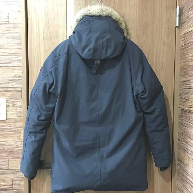 八尾のお客様からカナダグースのダウンジャケット【JASPER(ジャスパー)】を買取_02