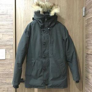 八幡のお客様からカナダグースのダウンジャケット【CHATEAU PARKA(シャトーパーカ)】を買取