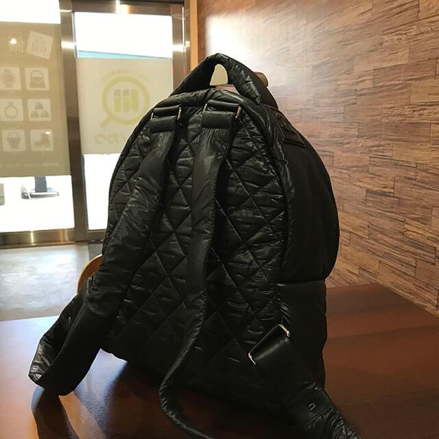 大東のお客様からシャネルの【コココクーン】バックパックを買取_02