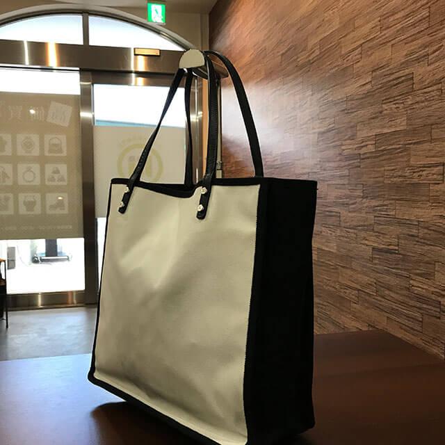 大東のお客様からシャネルの【15ssコレクションライン レッツレモンストレートバッグ】を買取_02