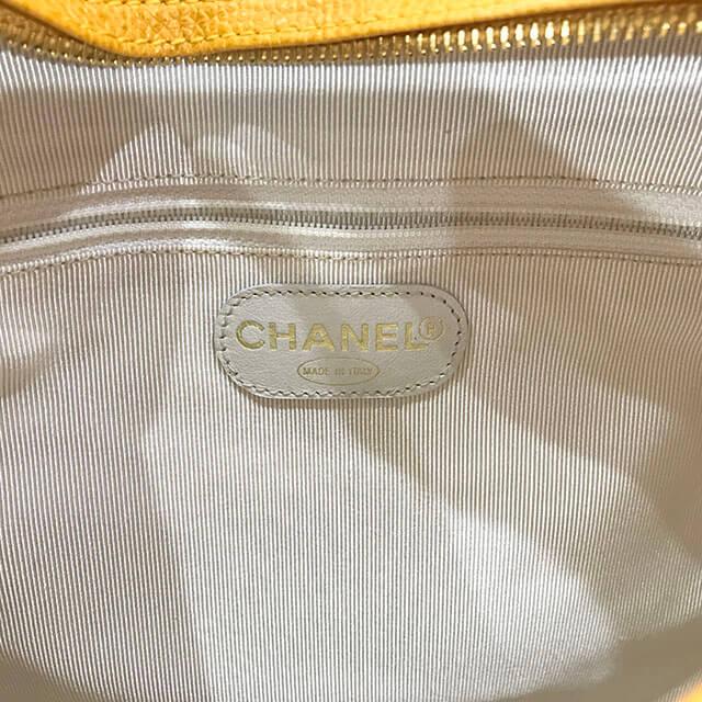 大阪のお客様からシャネルの【トリプル ココマーク】チェーンショルダーバッグを買取_04