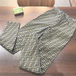 東成のお客様からフェンディの【ズッカ柄】パンツを買取