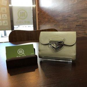 上大岡のお客様からヴィトンの財布【ポルトフォイユ・ジョイ】