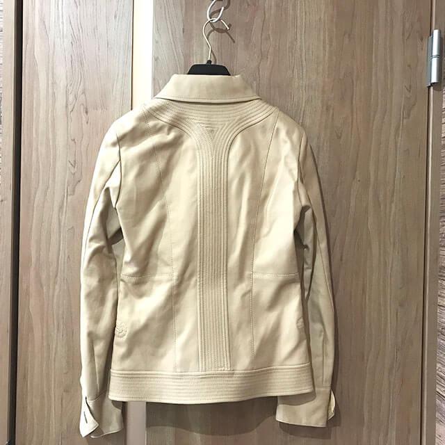 東成のお客様からヴィトンのジャケットを買取_02