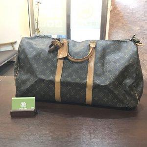 奈良のお客様からヴィトンのボストンバッグ【キーポル55】を買取