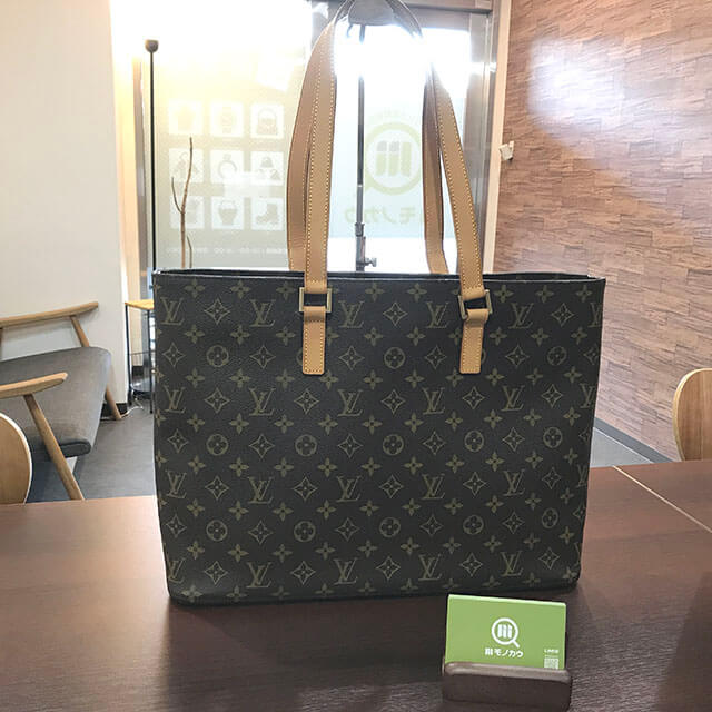 大阪のお客様からヴィトンのトートバッグ【ルコ】を買取_01