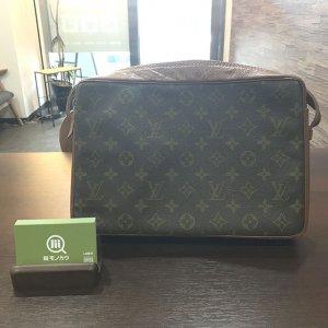 北巽のお客様からヴィトンのバッグ【サックバンドリエール】を買取